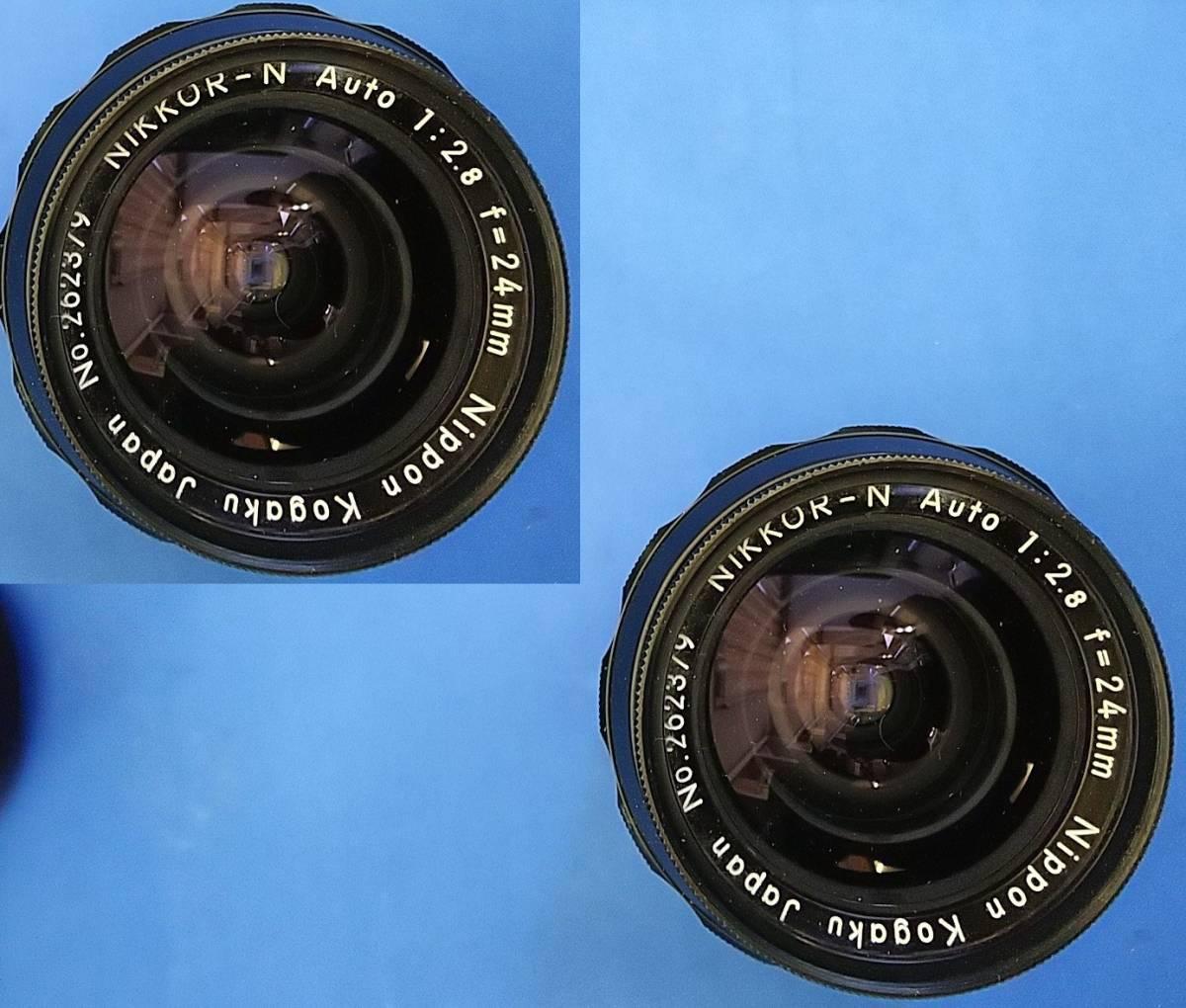 Nikon ニコン F ボディ+24mm 50mm 55mm 86mm 105mm 135mm 80~200mm 300mm等 レンズ多数 _画像9