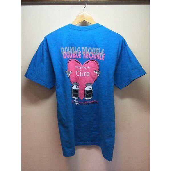 DoubleTrouble/GILDAN(USA)ビンテージTシャツ