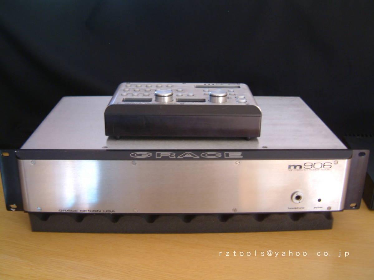 ☆☆ Grace Design m906 5.1chサラウンド・モニター・コントローラー 5.1 & stereo high fidelity monitor controller USED おまけ付き☆☆