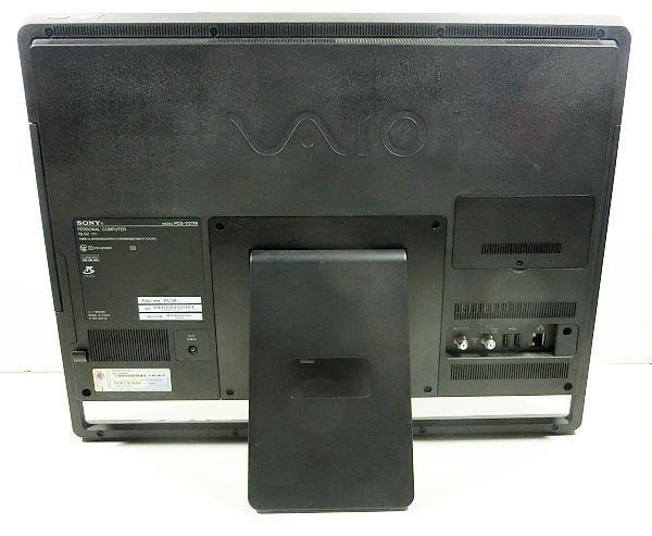 ホワイト! VAIO VPCJ128FJ/BI 【21.5液晶】Core i5-460M/4GB 1TB/フルHD/地デジ/ソフト多数_画像3