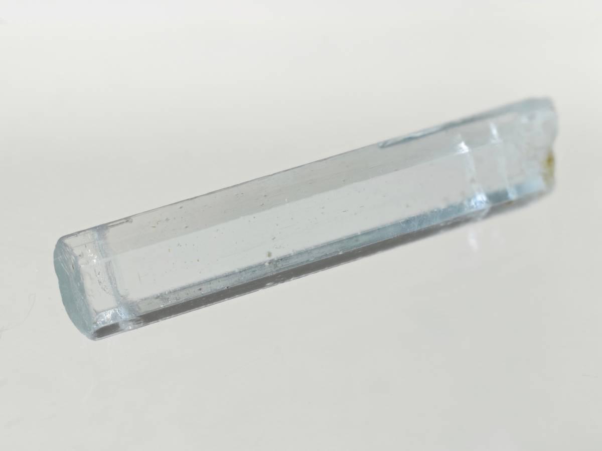 【1.88ct】アクアマリン Aquamarine ミャンマー・モゴック産 鉱物 ルース 宝石の国_画像6