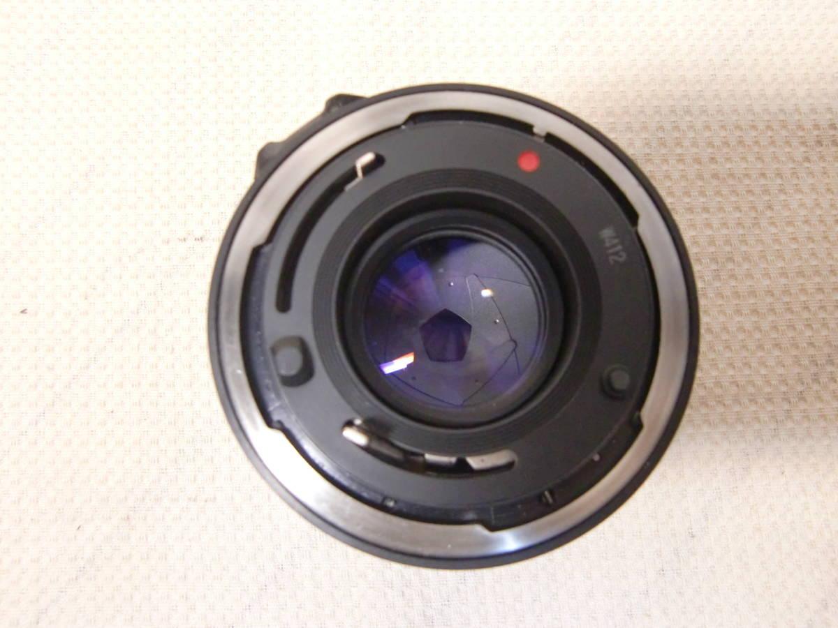 Canon キャノン MFカメラ A-1 & 単焦点レンズ FD 50mm f1.8 & パワーワインダーA セット 現状お渡し品_画像6