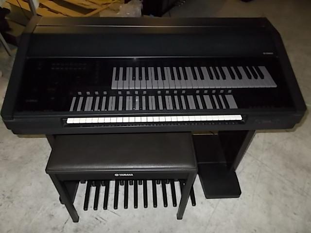エレクトーンEL-900m状態最高レベルに良好!1999年製サポートディスク再生して弾けば簡単にベテランのプレーヤーみたいに!全国発送!_上鍵盤下鍵盤ペダル鍵盤タッチ感全部良好