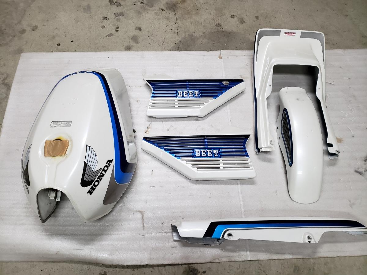 【美品】CBX 550カラー 外装一式(検 CBX400F CBX550F