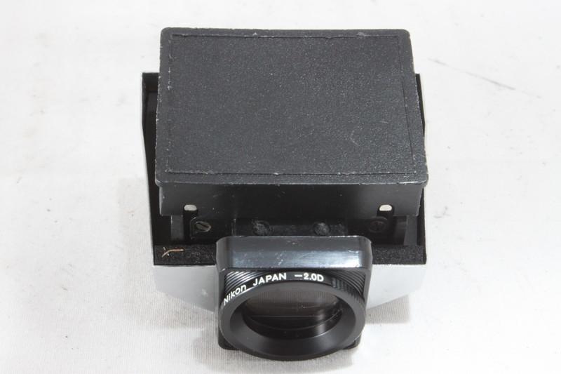 ニコン Nikon F アイレベルファインダー _画像3