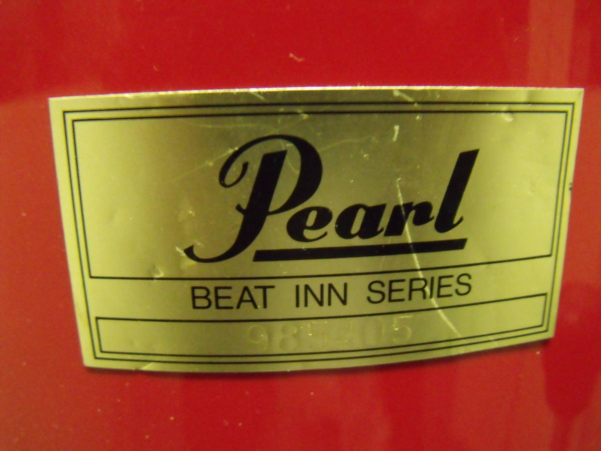 Pearl BEAT INN シェルセット_画像9