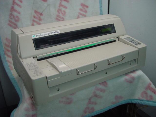 Professional 8490S2 ドットプリンター OKI 8480SU2-R OEM品