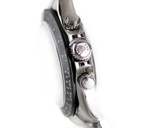 【送料無料】ROLEX/ロレックス/コスモグラフ デイトナ/Daytona/116500LN/ブラック/BLACK/腕時計/自動巻き_画像8