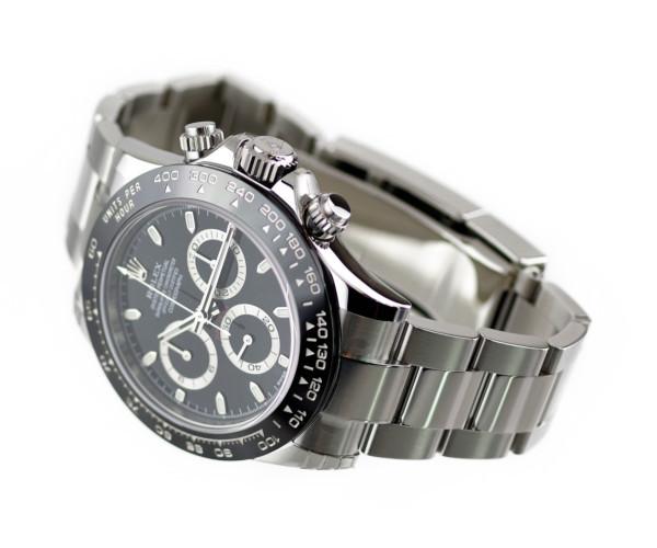 【送料無料】ROLEX/ロレックス/コスモグラフ デイトナ/Daytona/116500LN/ブラック/BLACK/腕時計/自動巻き_画像2