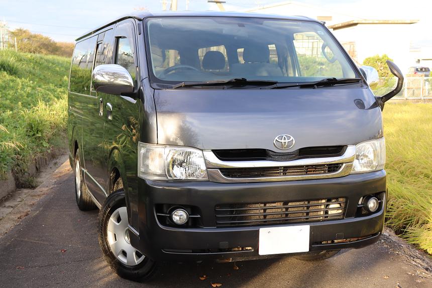 H19 2型 レジアスエース S-GL 4WD 3.0 D ナビ  1G3 78万円~売切り