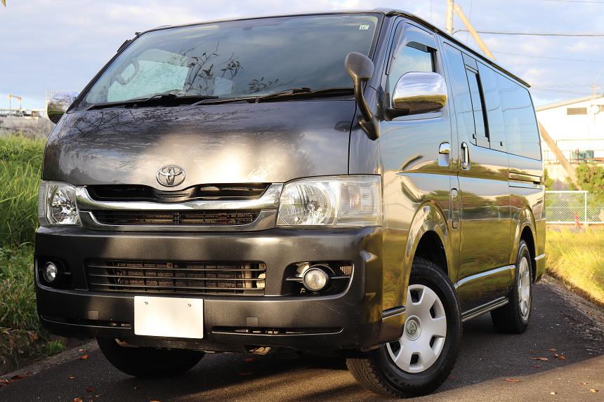 H19 2型 レジアスエース S-GL 4WD 3.0 D ナビ  1G3 78万円~売切り_画像2