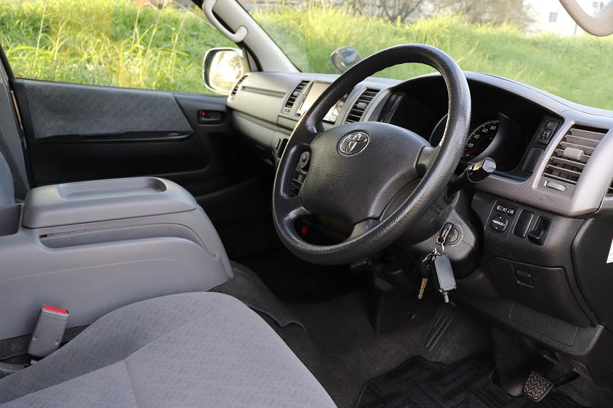 H19 2型 レジアスエース S-GL 4WD 3.0 D ナビ  1G3 78万円~売切り_画像6