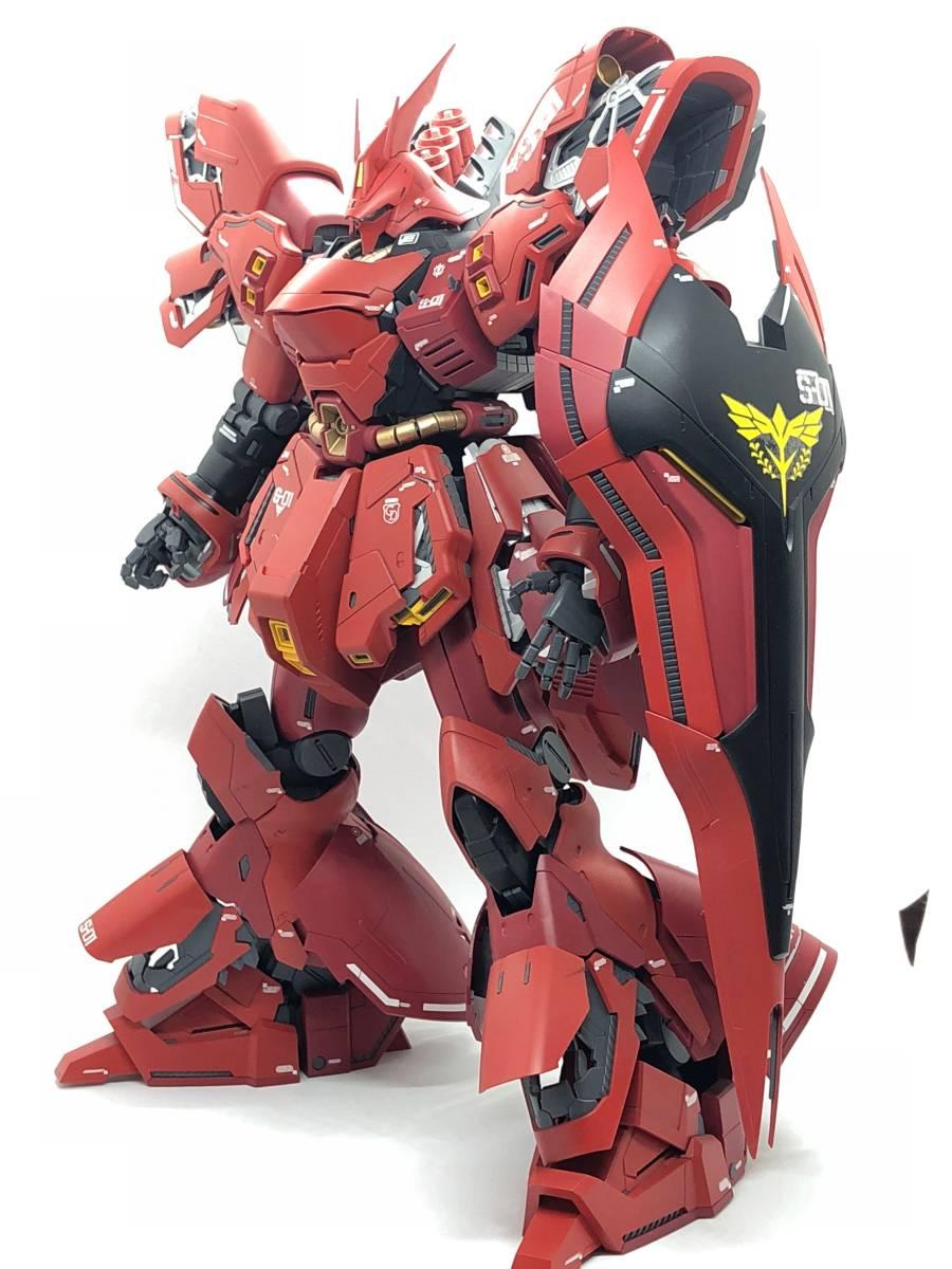 MG 1/100 サザビー Ver.Ka 完成品_画像8