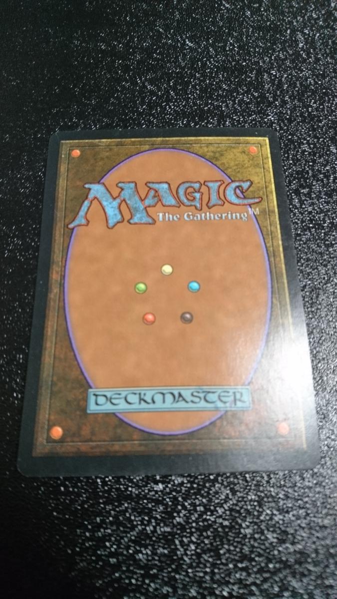 マジック:ザ・ギャザリング 底なしの奈落 Magic:The Gathering マジック ギャザリング_画像2