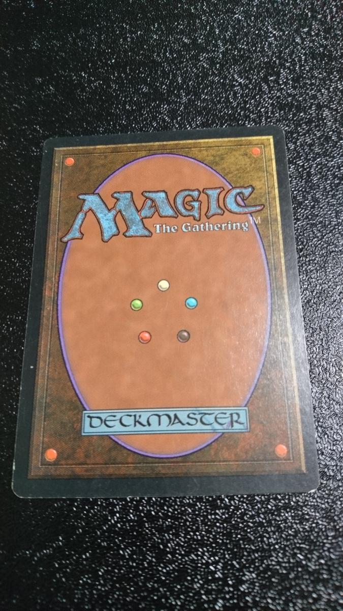 マジック:ザ・ギャザリング ホマリッドの戦士 Magic:The Gathering マジック ギャザリング_画像2