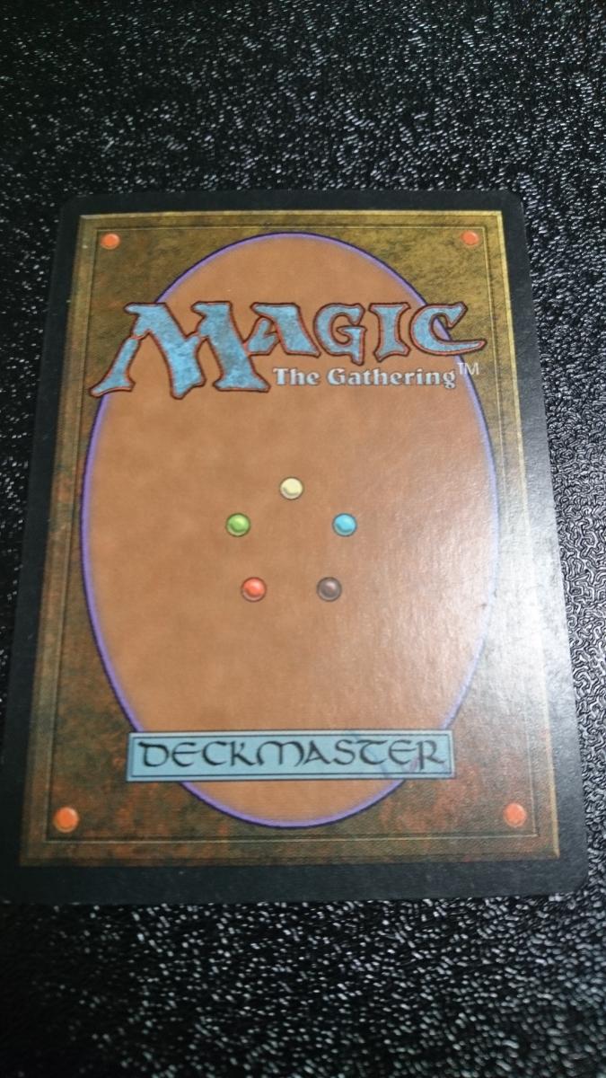 マジック:ザ・ギャザリング 毒牙 Magic:The Gathering マジック ギャザリング_画像2