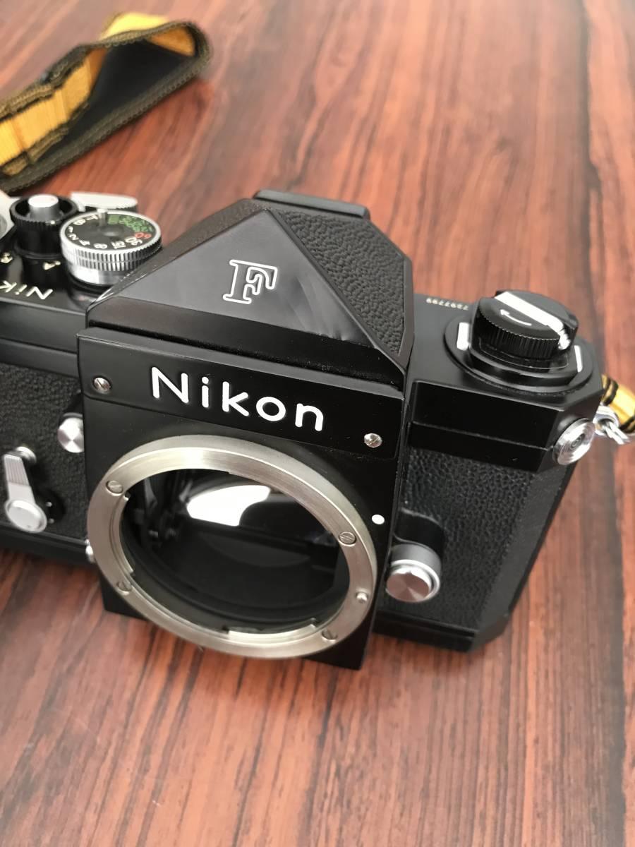 NIKON F 黒 ブラック _画像10