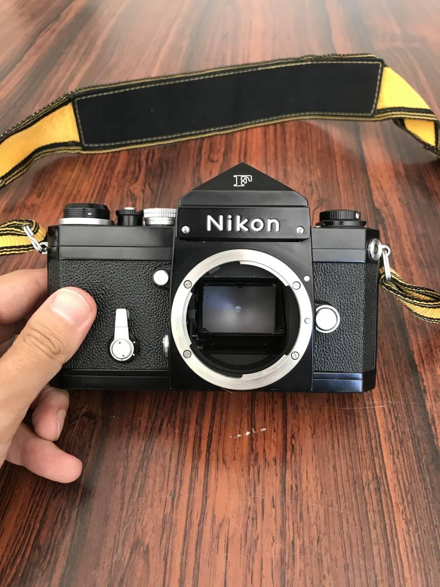 NIKON F 黒 ブラック