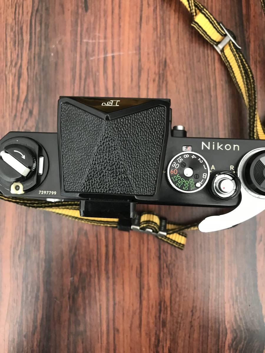 NIKON F 黒 ブラック _画像4