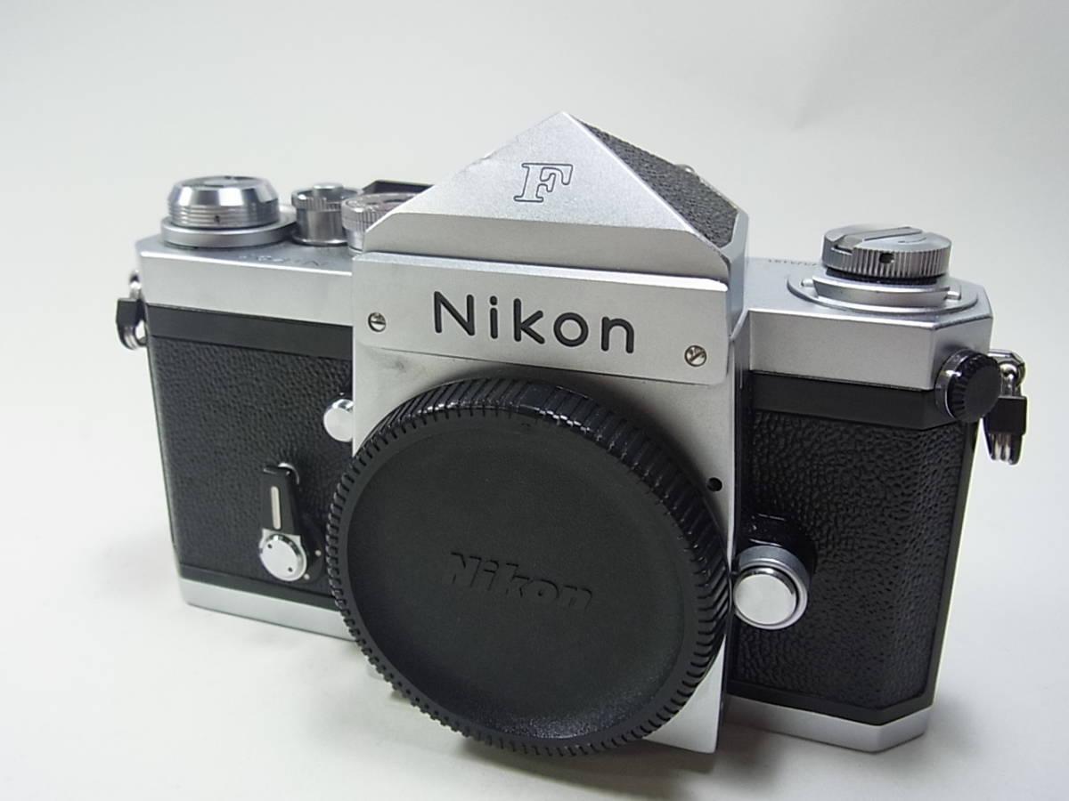 1688★Nikon F カメラ本体(シャッター動作OK)