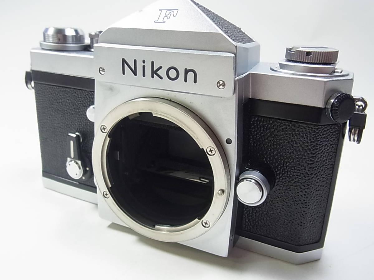 1688★Nikon F カメラ本体(シャッター動作OK)_画像5