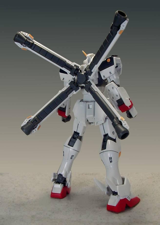 HGUC 1/144 クロスボーン ガンダム X1【 塗装完成品 】機動戦士クロスボーン ガンダム_画像5