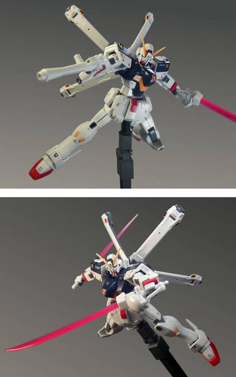 HGUC 1/144 クロスボーン ガンダム X1【 塗装完成品 】機動戦士クロスボーン ガンダム_画像2
