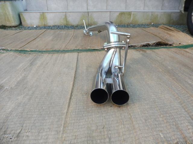 Wagon R MH 21 S去年的雙消聲器由不銹鋼製成 編號:d319151089