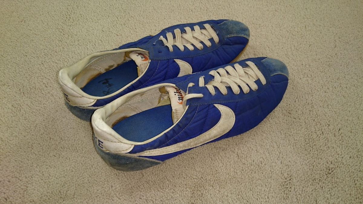 NIKE CORTEZ 70s VINTAGE MADE IN JAPAN ナイキ コルテッツ 筆記体 日本製_画像2