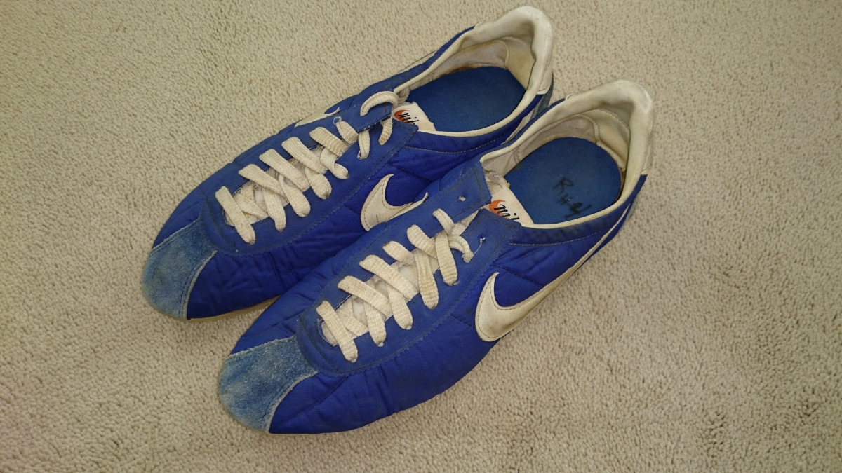NIKE CORTEZ 70s VINTAGE MADE IN JAPAN ナイキ コルテッツ 筆記体 日本製_画像1