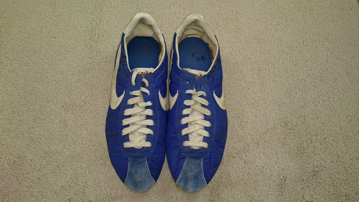 NIKE CORTEZ 70s VINTAGE MADE IN JAPAN ナイキ コルテッツ 筆記体 日本製_画像3