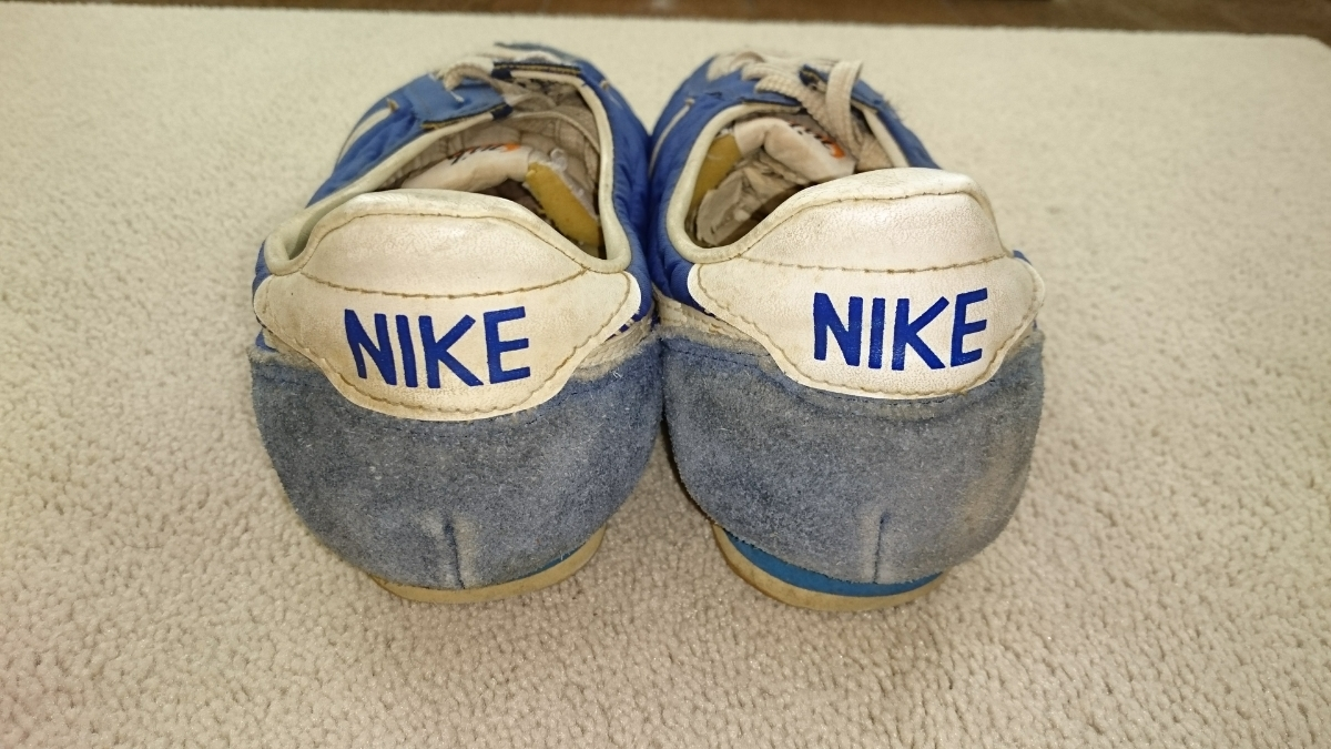 NIKE CORTEZ 70s VINTAGE MADE IN JAPAN ナイキ コルテッツ 筆記体 日本製_画像5