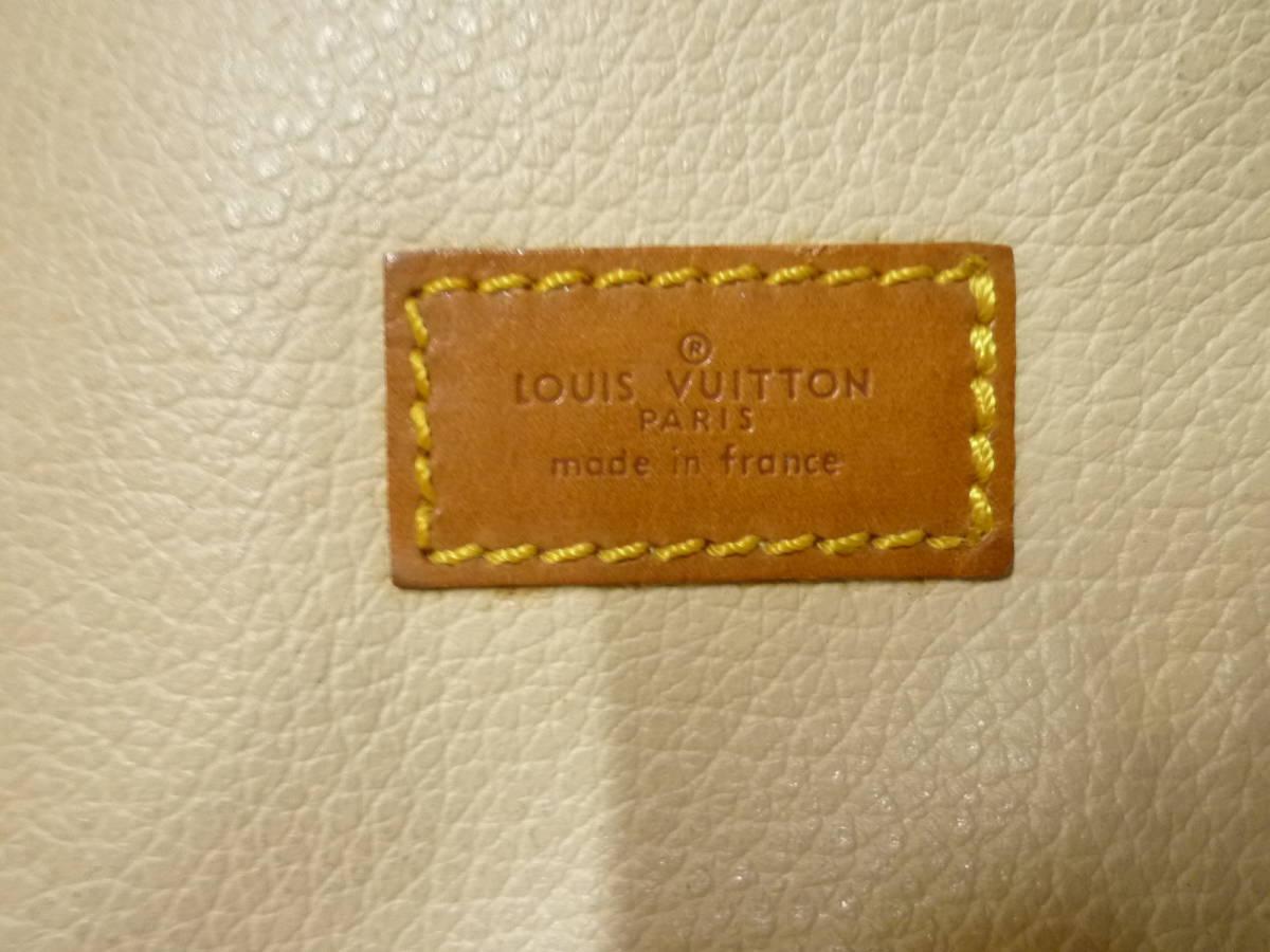 LOUIS VUITTON ルイ ヴィトン モノグラム SIRIUS55 シリウス55 スーツケース 旅行カバン ラージ バッグ [201810]_画像9