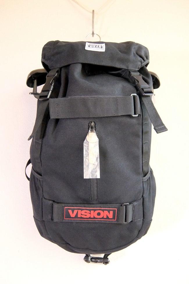 新品 vision street wear ヴィジョン ストリート ウェア リュック バック