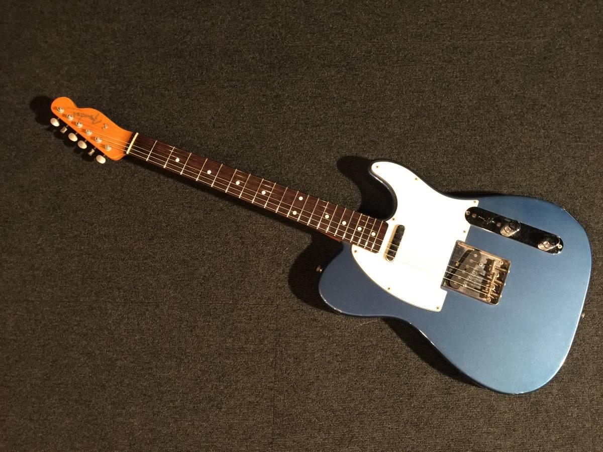 レアカラー!Fender Japan TL62-US OLB/R No.101218_画像1