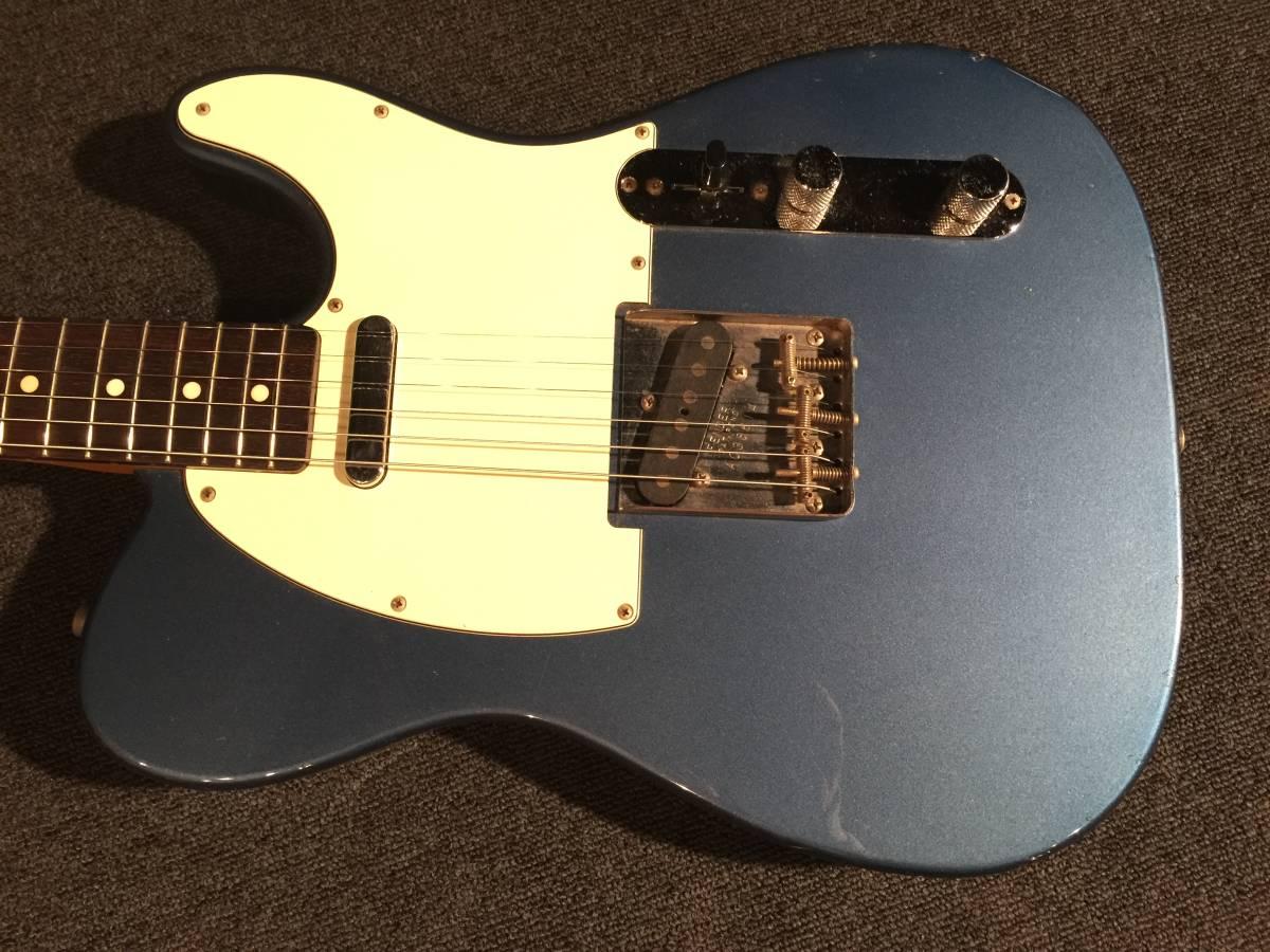 レアカラー!Fender Japan TL62-US OLB/R No.101218_画像2