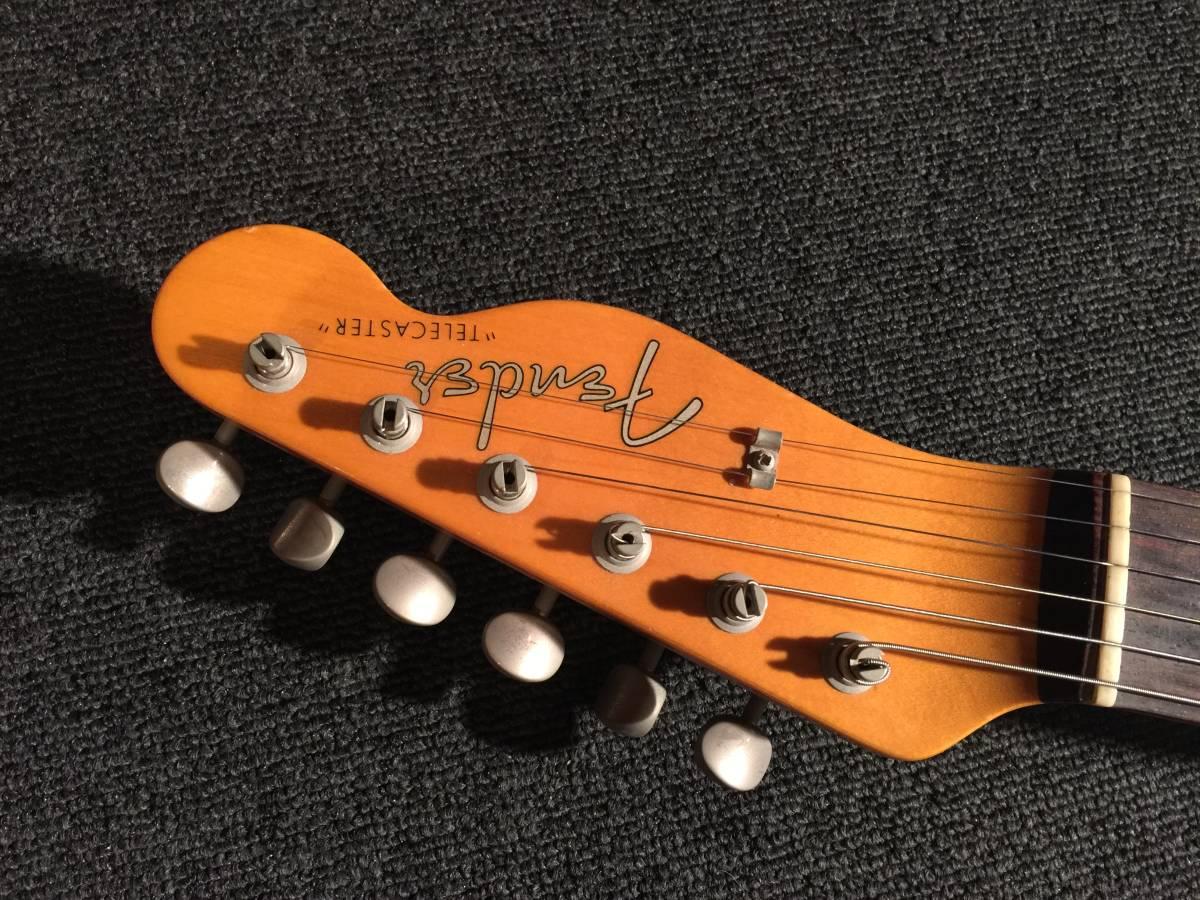 レアカラー!Fender Japan TL62-US OLB/R No.101218_画像3