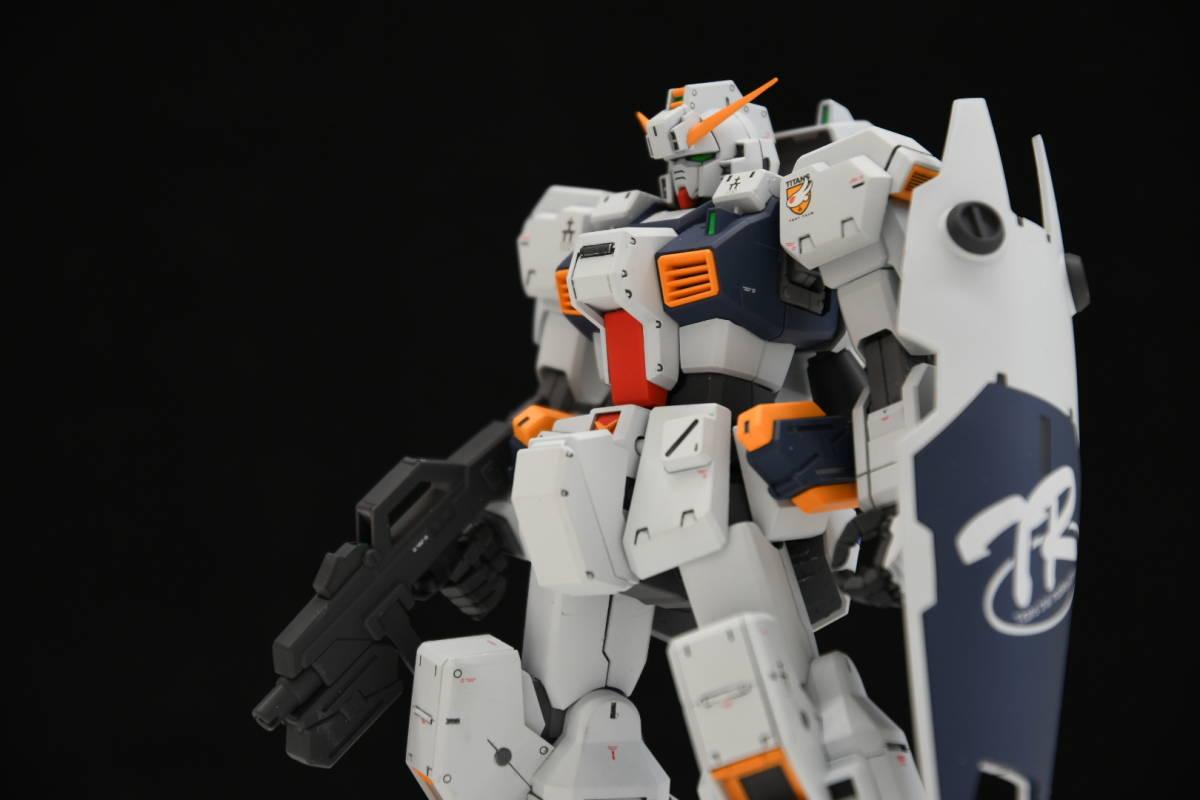 【塗装済み完成品】MG ヘイズル改_画像5