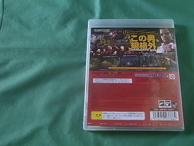★即決新品 PS3 デッドライジング2 オフ・ザ・レコード DEADRISING 2 OFF THE RECORD_画像2