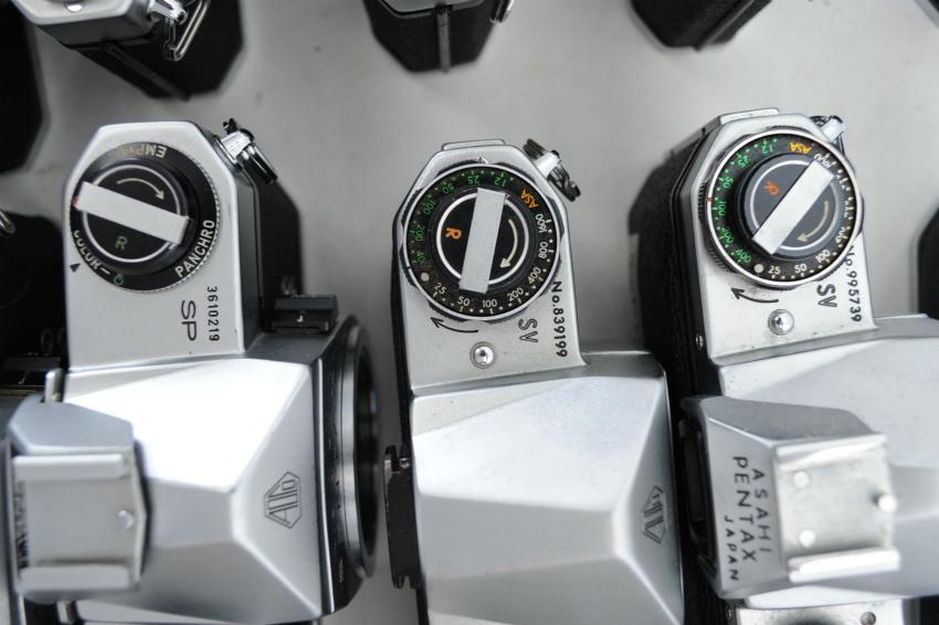 【ecoま】ペンタックス PENTAX/YASHICA/FUJICA M42マウント 一眼レフカメラ 17台まとめて ジャンク_画像10