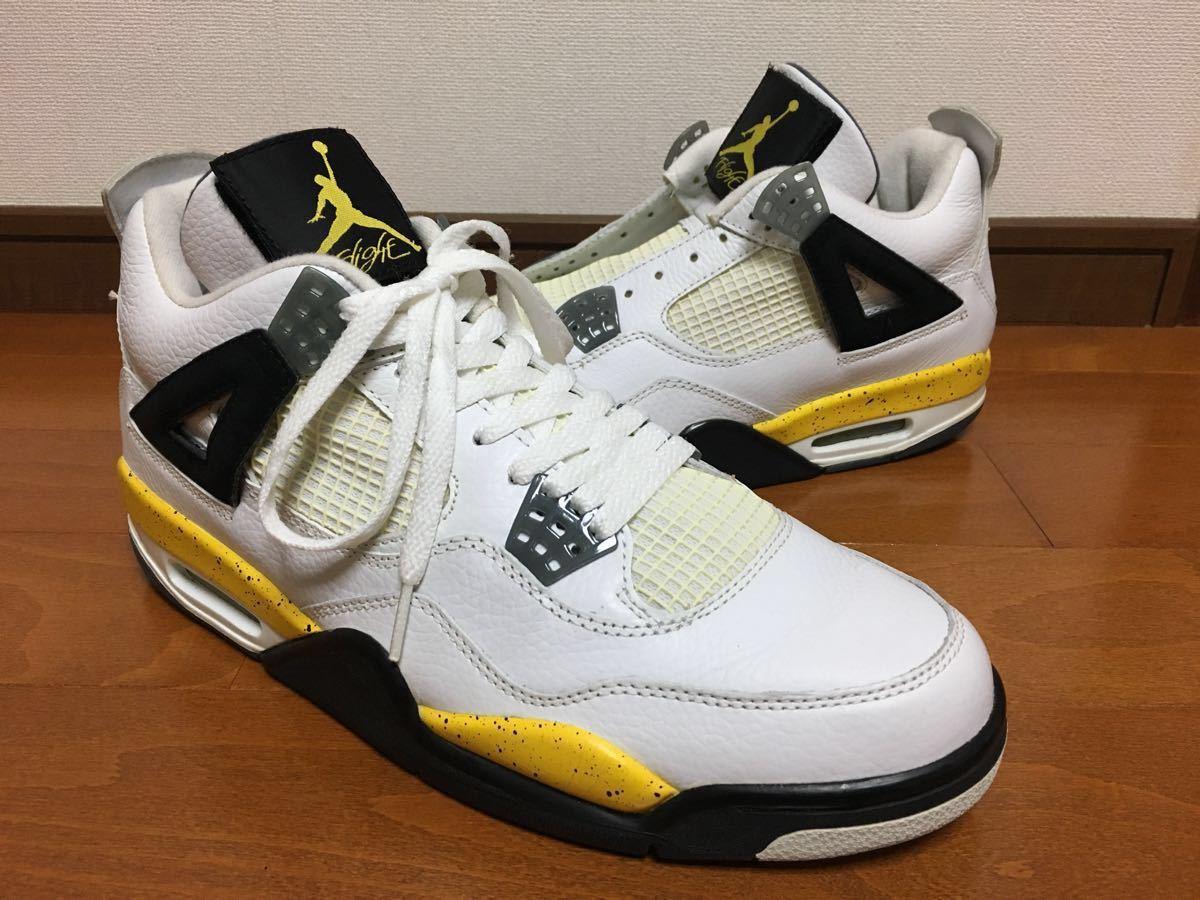 7af8fdb0547d NIKE AIR JORDAN 4 RETRO LS. US11. Nike air Jordan 4 rare model ...