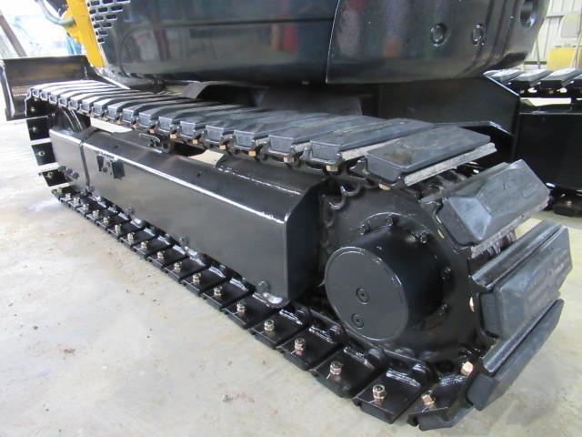 稼働少ない ヤンマー Vio20-3 2t後方小旋回 ユンボ 建設機械 重機 _画像8