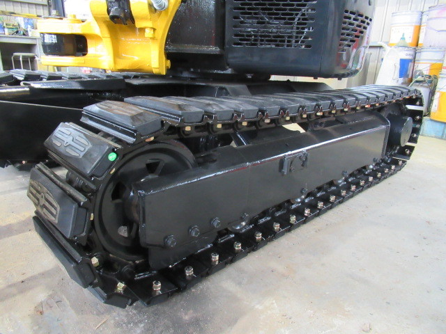 稼働少ない ヤンマー Vio20-3 2t後方小旋回 ユンボ 建設機械 重機 _画像9