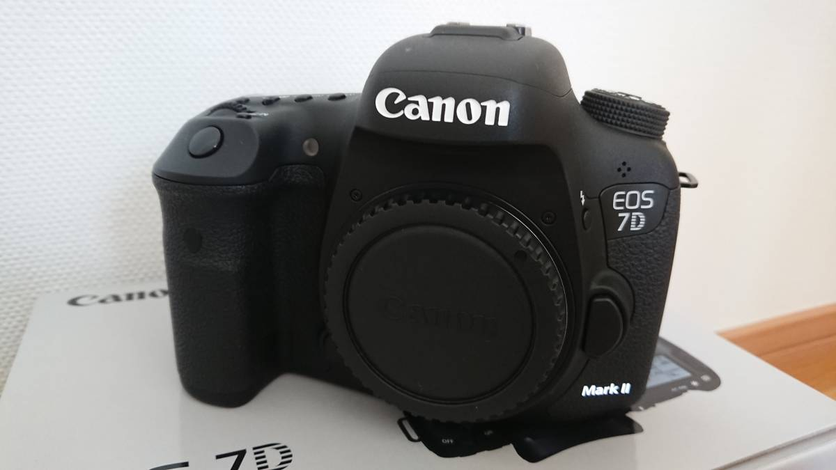 【中古・超美品】Canon EOS7D MarkⅡ BODY 本体のみ-日本代购网图片2链接
