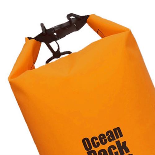 黒★ブラック Ocean Pack ドライバッグ 防水 5L PVC スノボー スキー 釣り 防災 ハイキング zada009_画像6