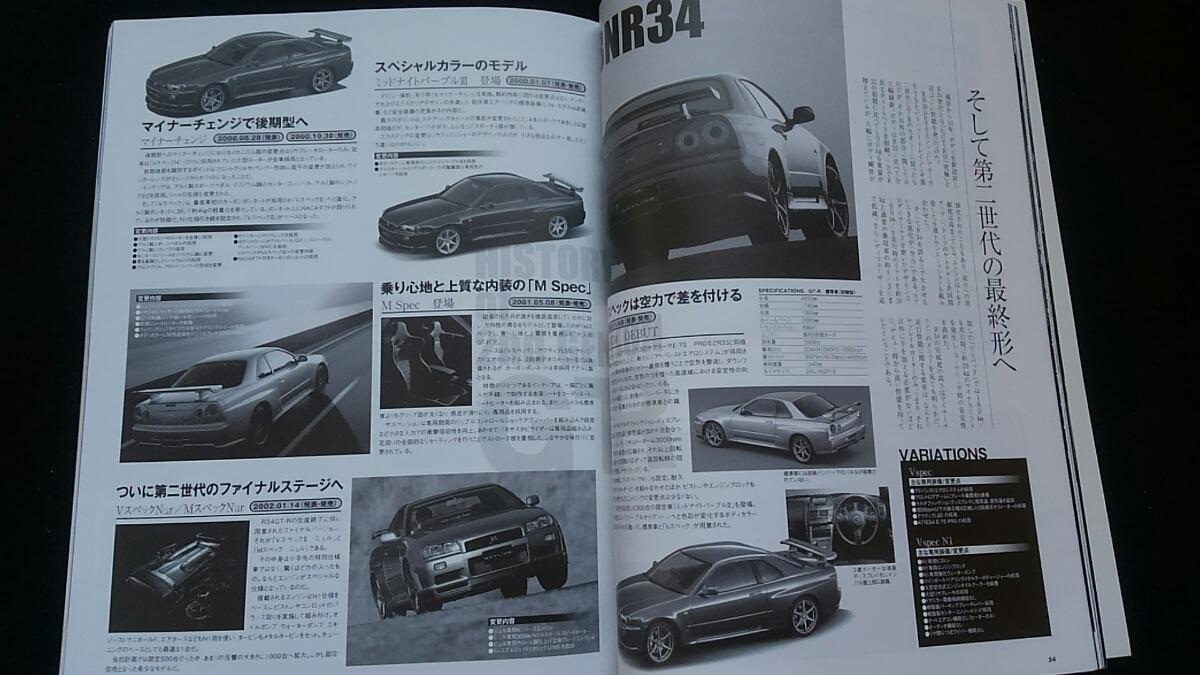 日産 スカイライン GT-R チューニング&ドレスアップ徹底ガイド デモカー インテリア パーツカタログ R32 R33 R34 ホイール エアロ_画像7