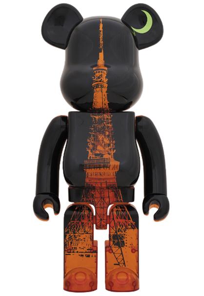 TOKYO TOWER BE@RBRICK 1000% 東京タワー ベアブリック MEDICOM TOY PLUS メディコムトイ 新品未開封 即決 開業60周年記念