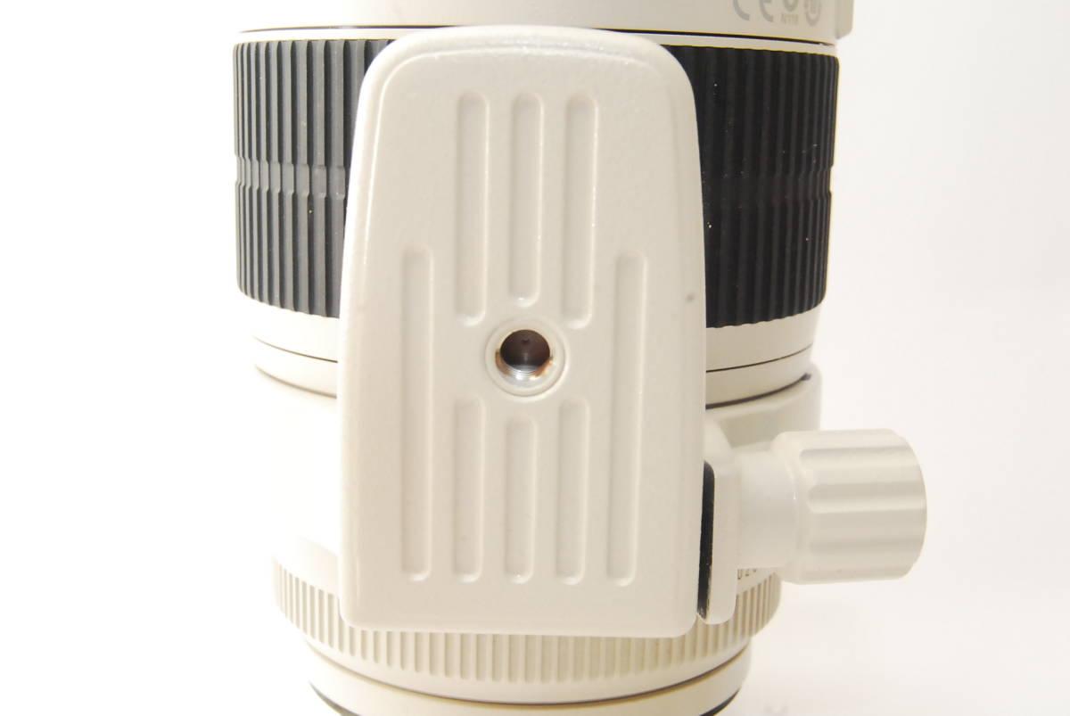 2715 防湿庫保管の極上品 Canon EF70-200mm f2.8L IS Ⅱ USM 現行2型 完動品 3ヶ月保証付_画像8