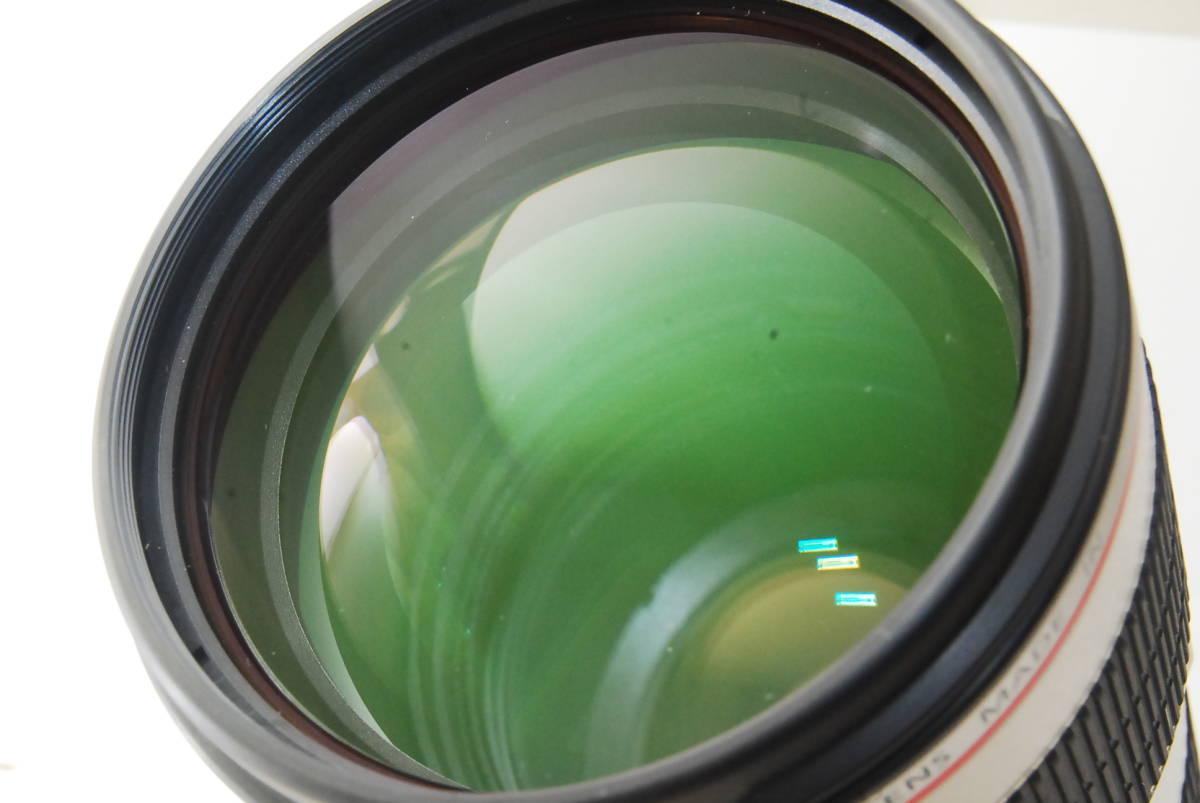 2715 防湿庫保管の極上品 Canon EF70-200mm f2.8L IS Ⅱ USM 現行2型 完動品 3ヶ月保証付_画像9
