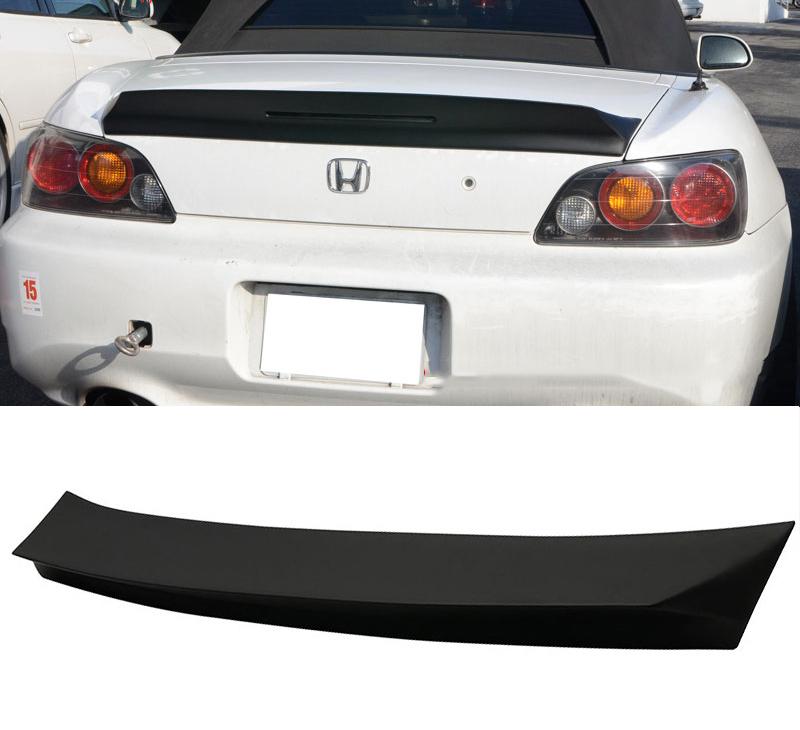 ホンダ S2000 AP1 AP2 リアトランクスポイラー 塗装済 TM 2000-2009 ロードスター ウィングスポイラー FRP 純正色付 リアスポイラー_画像2